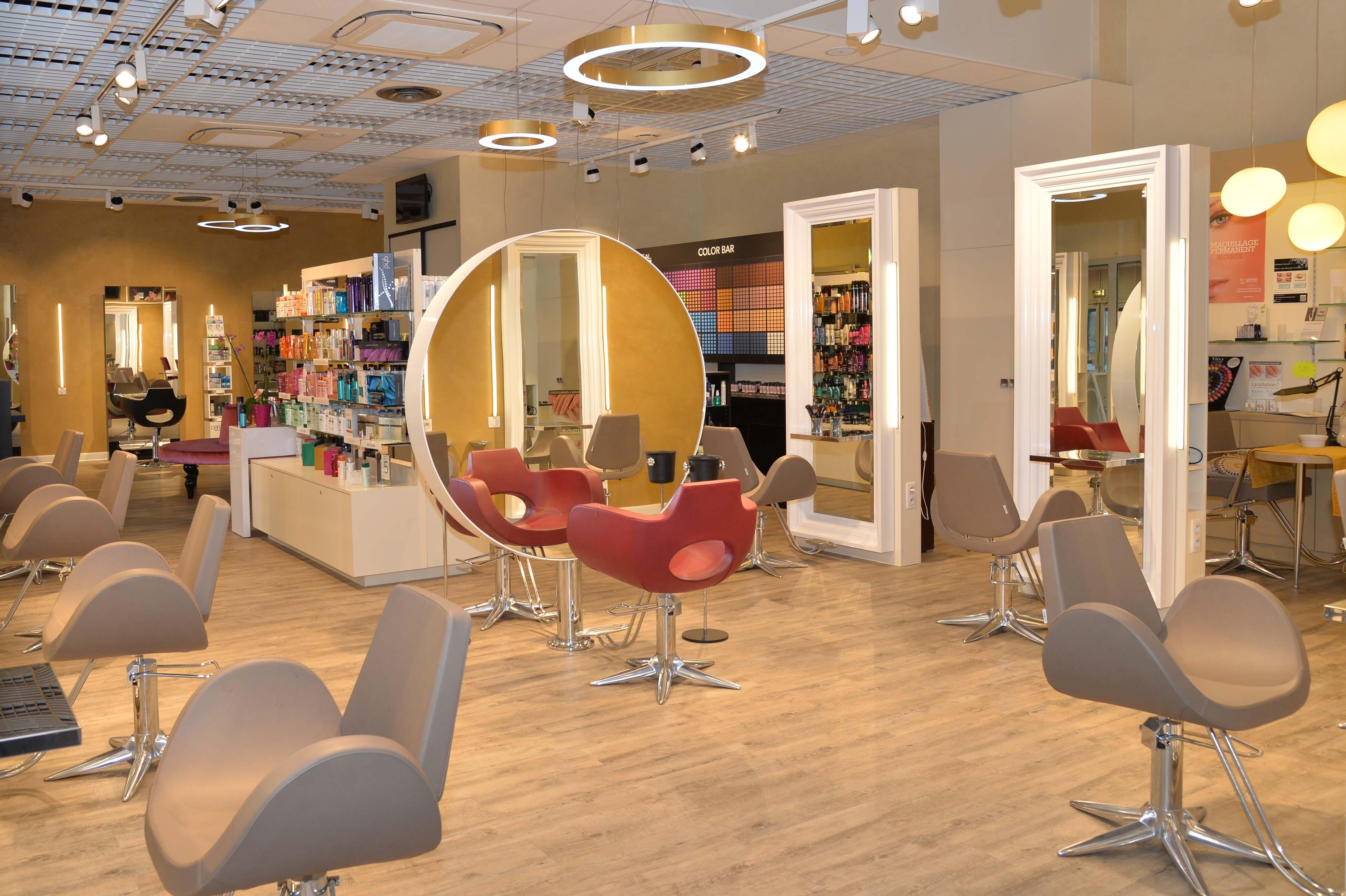 Fresh Meuble Miroir Salon De Coiffure